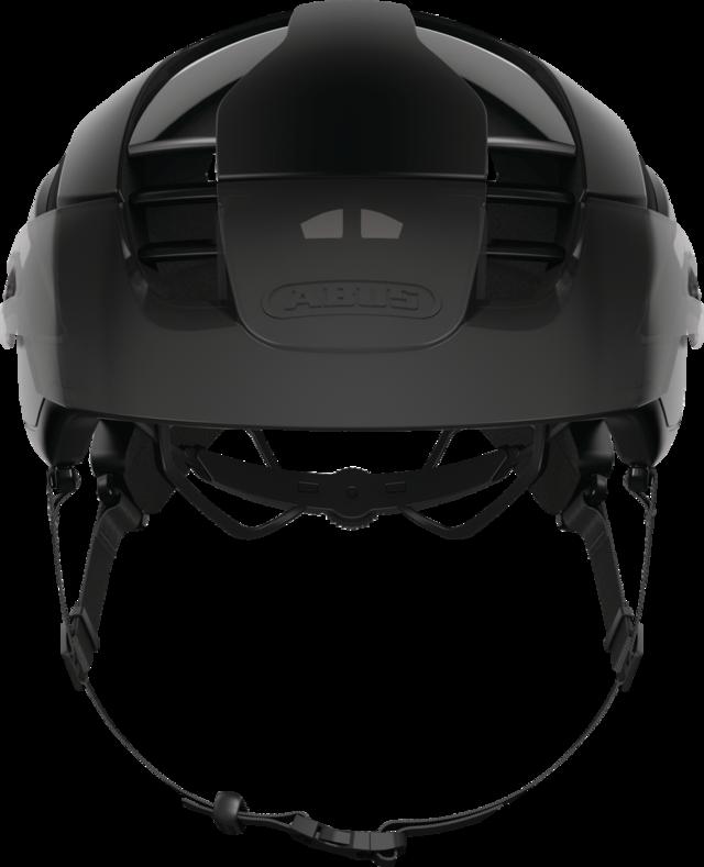 MonTrailer ACE MIPS velvet black front view