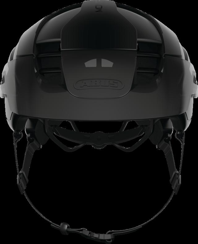 MonTrailer MIPS velvet black front view