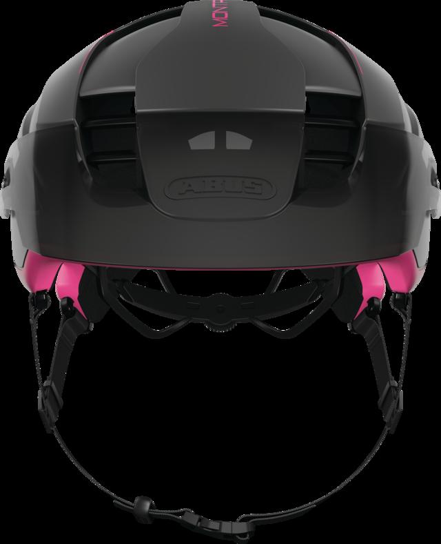 MonTrailer MIPS fuchsia pink Frontansicht