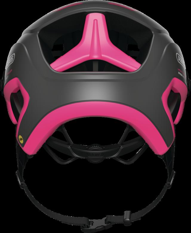 MonTrailer MIPS fuchsia pink Rückansicht