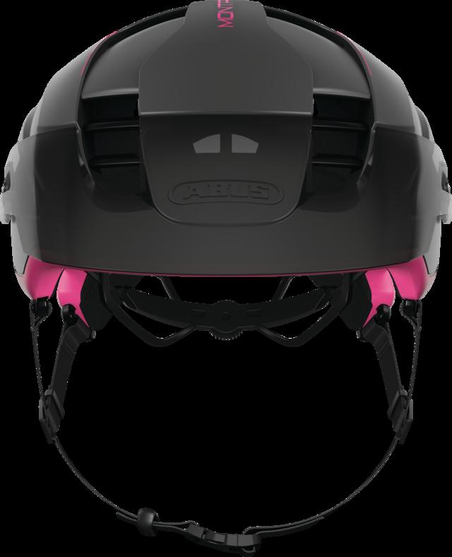 MonTrailer fuchsia pink vue de face