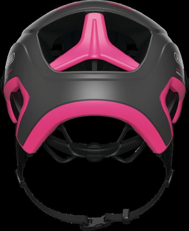MonTrailer fuchsia pink widok z tyłu