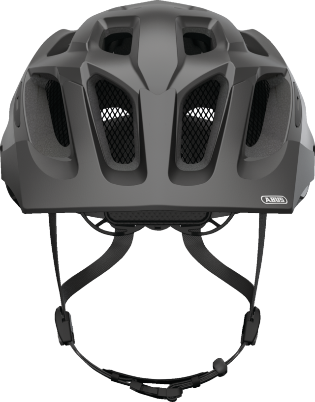 MountK deep black front view