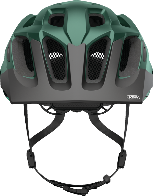 MountK smaragd green front view