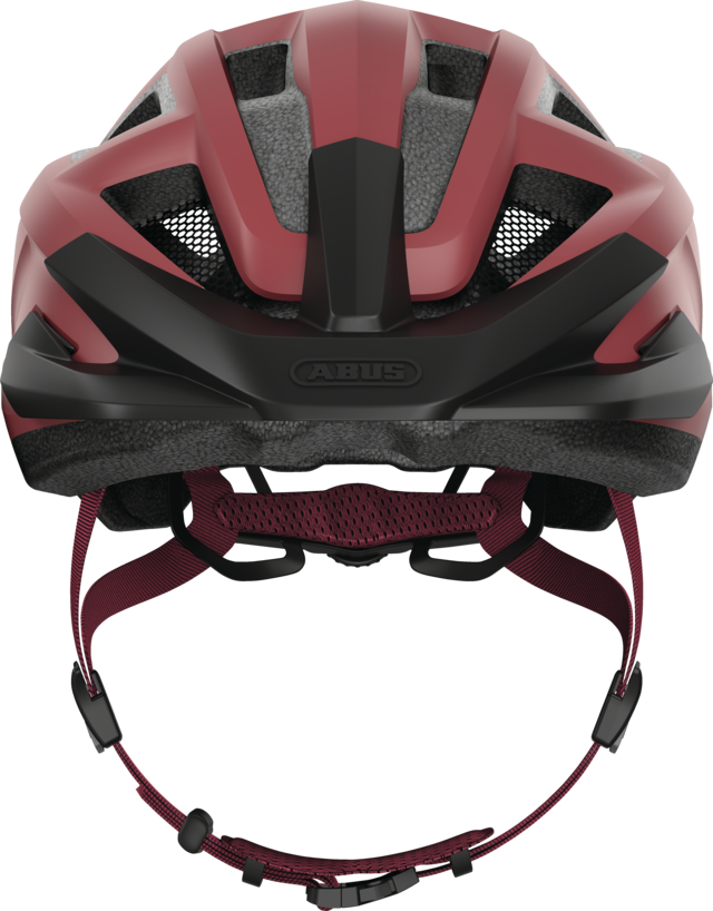 MountZ russet red vista frontale