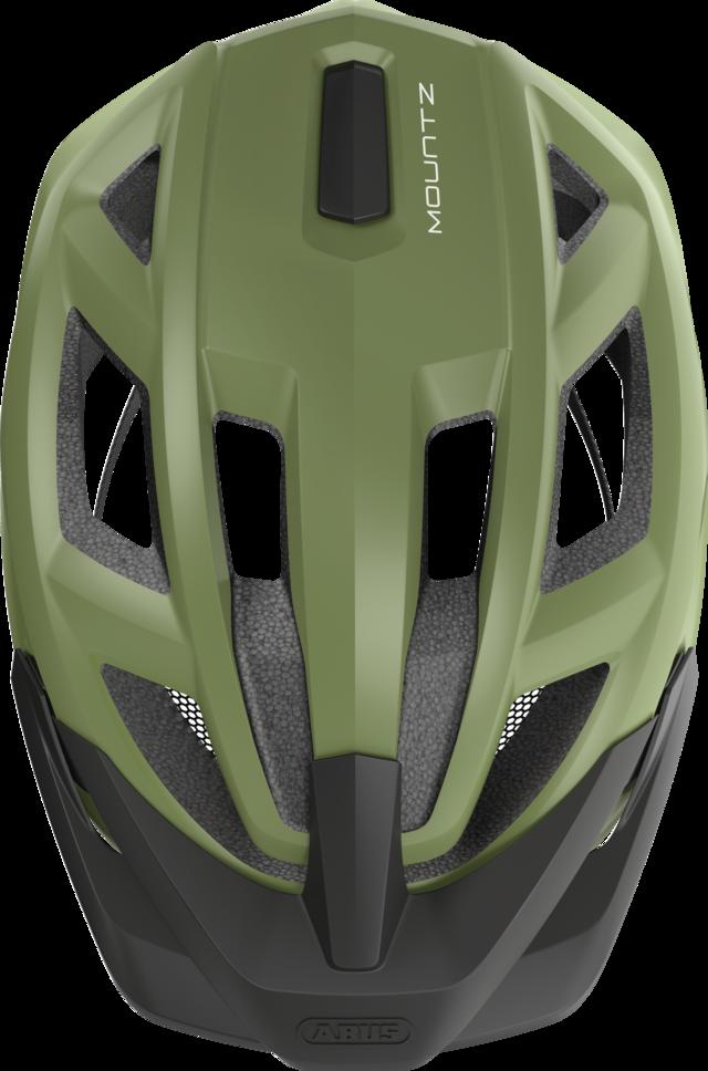 MountZ jade green Draufsicht
