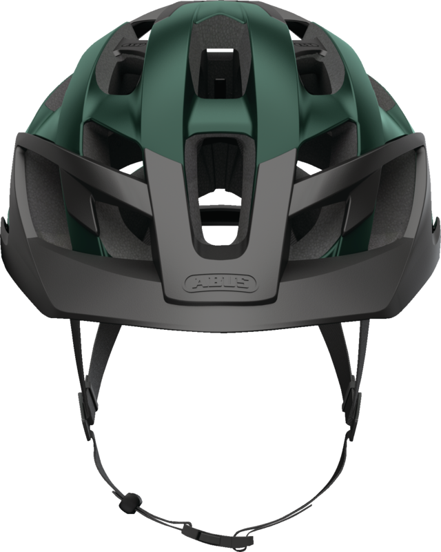 Moventor smaragd green vista frontal