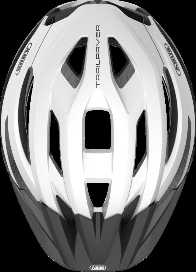 TrailPaver black white vista superior