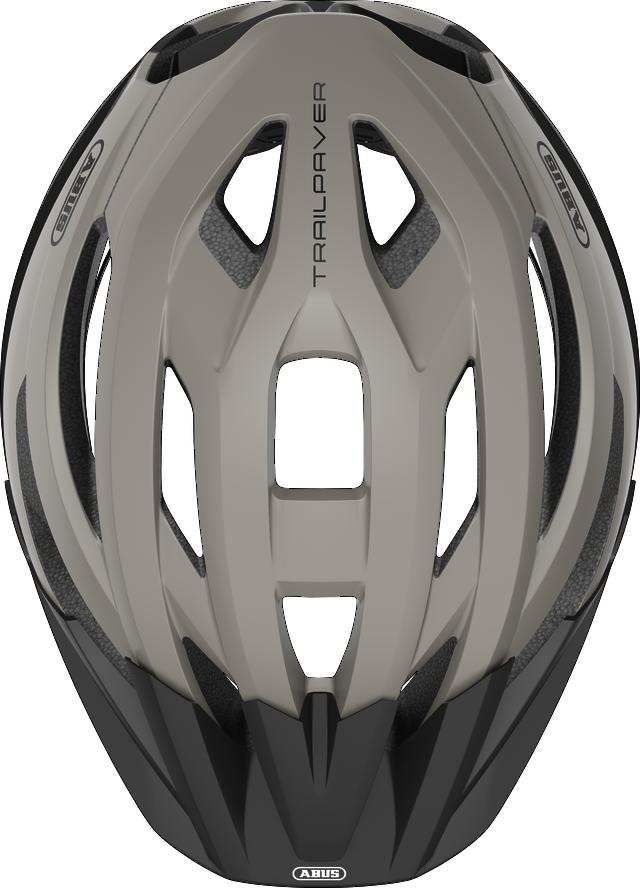TrailPaver beige black vue de dessus