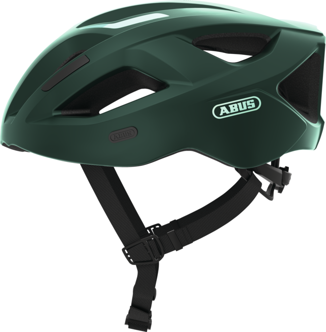 Aduro 2.1 smaragd green side view