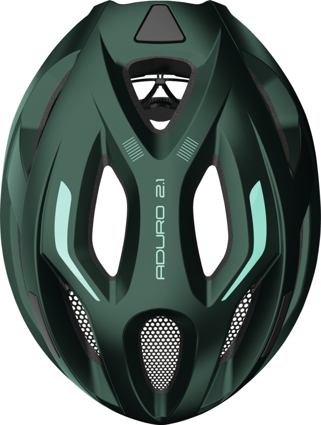 Aduro 2.1 smaragd green top view