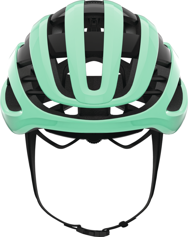 AirBreaker celeste green vista frontale