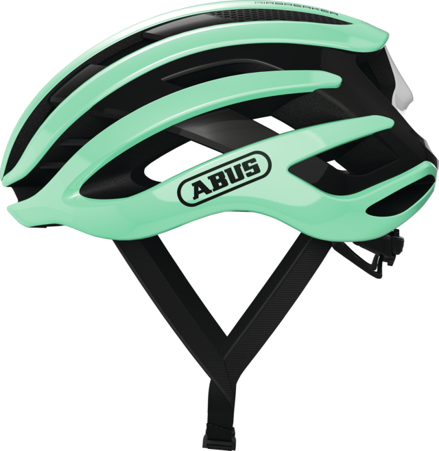 AirBreaker celeste green side view