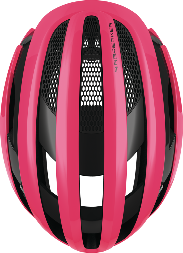 AirBreaker fuchsia pink top view