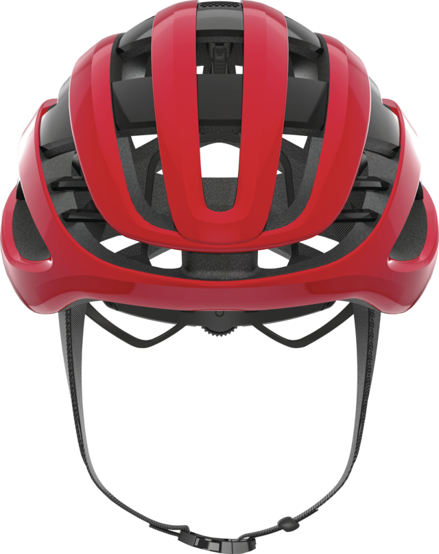 AirBreaker blaze red front view