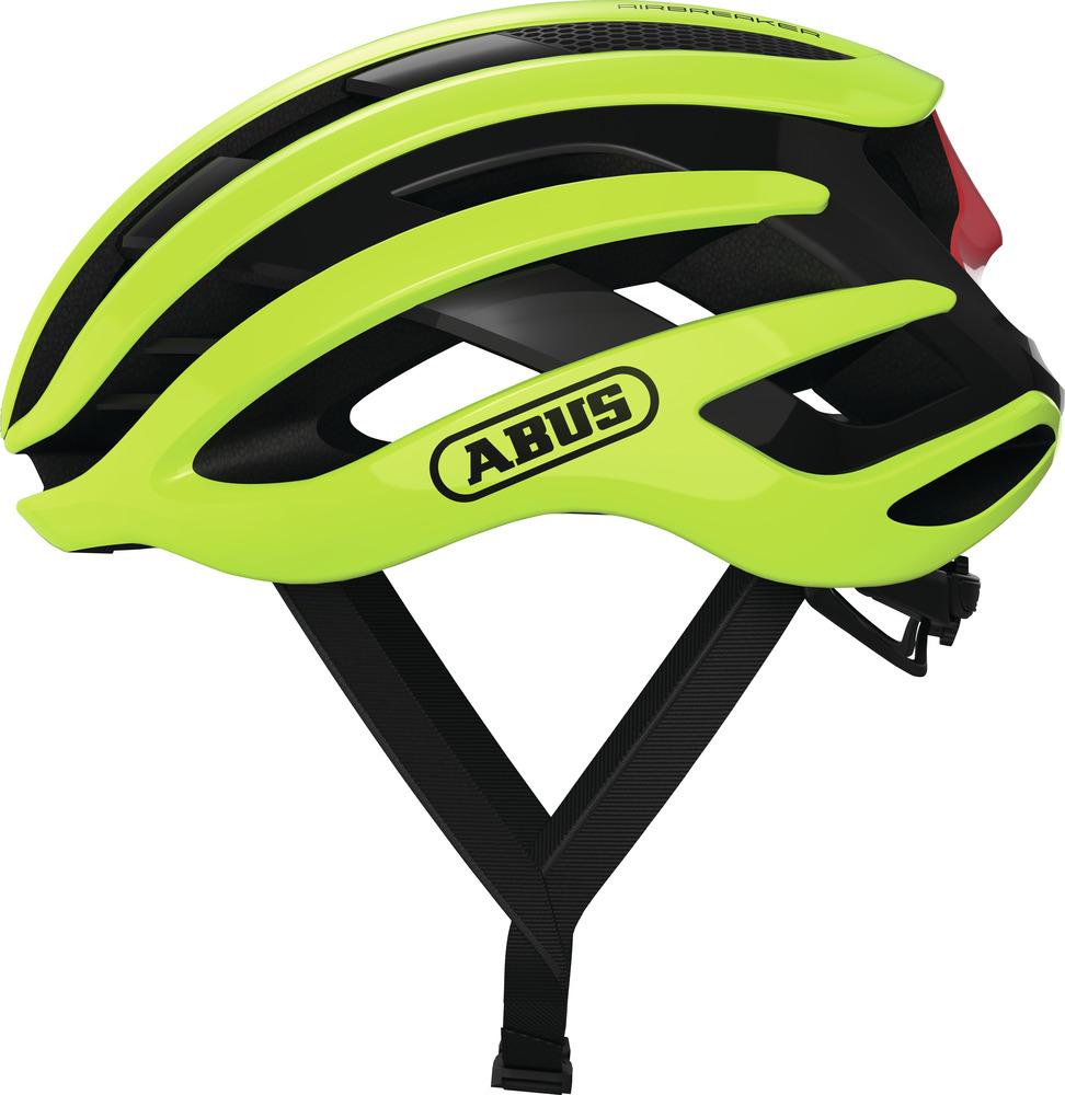 Helme & Protektoren Radsport ABUS Helme S-Cension neon orange L 58-62cm