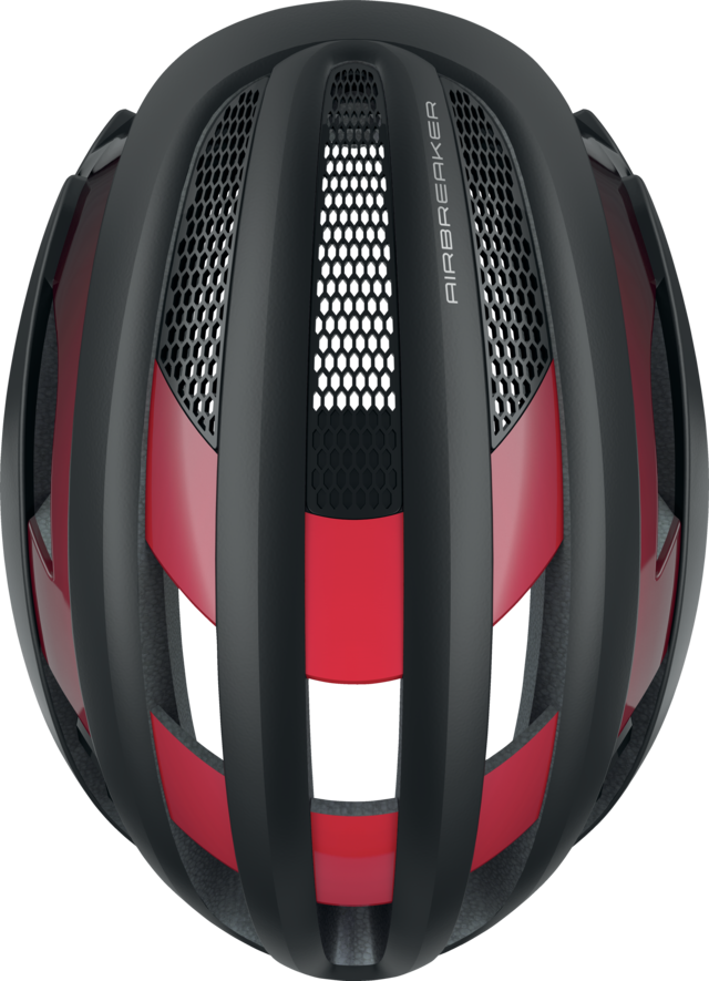 AirBreaker black red vista superior
