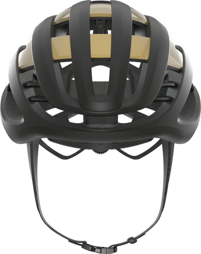 AirBreaker black gold front view