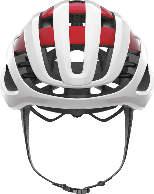 AirBreaker white red front view