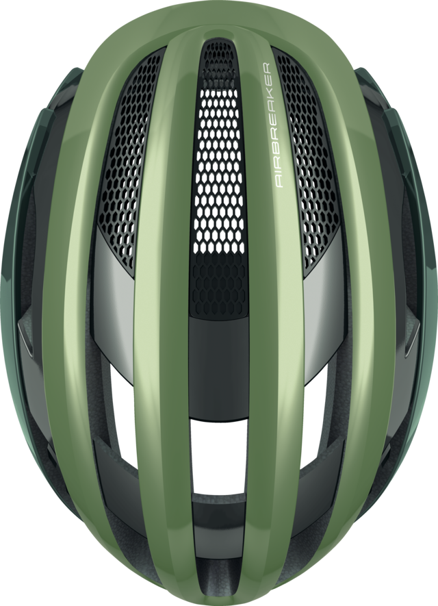AirBreaker opal green top view