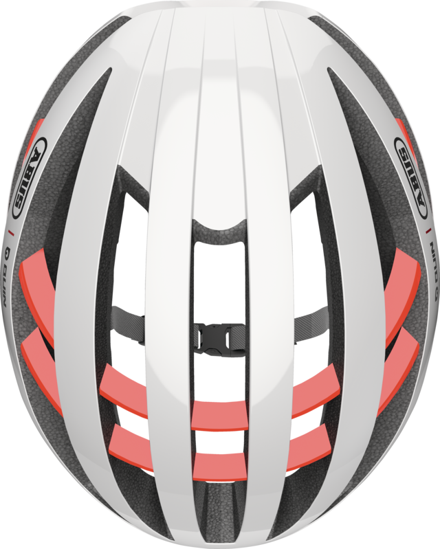 Aventor Quin polar white top view
