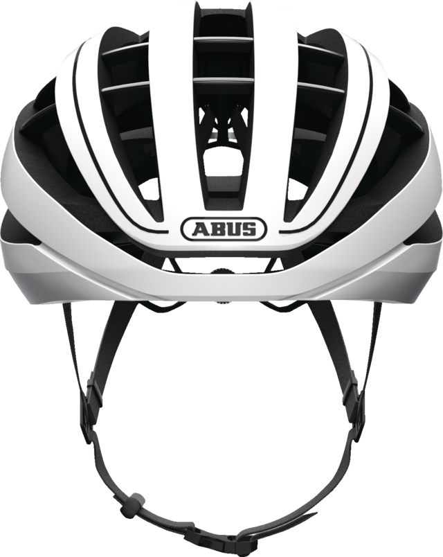 Aventor polar white vista frontal