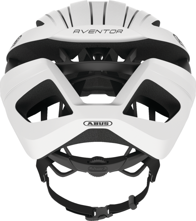 Aventor polar white back view