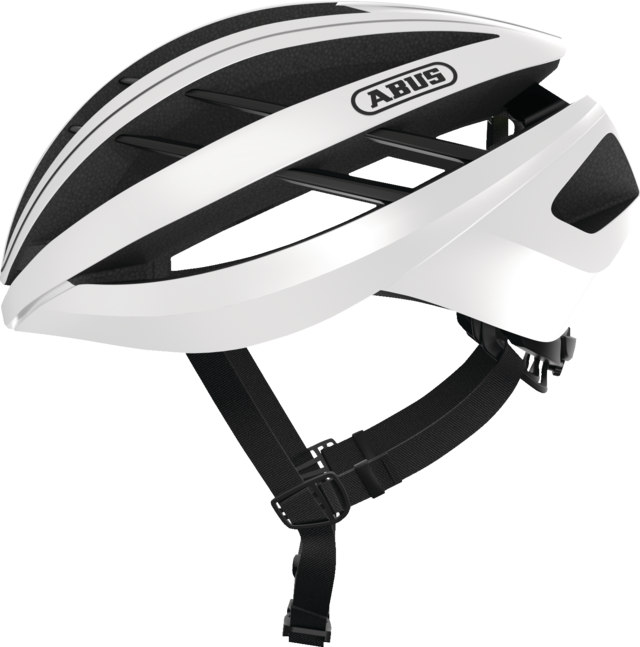 Aventor polar white sideview