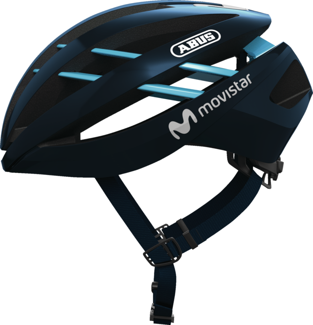 Aventor Movistar Team side view