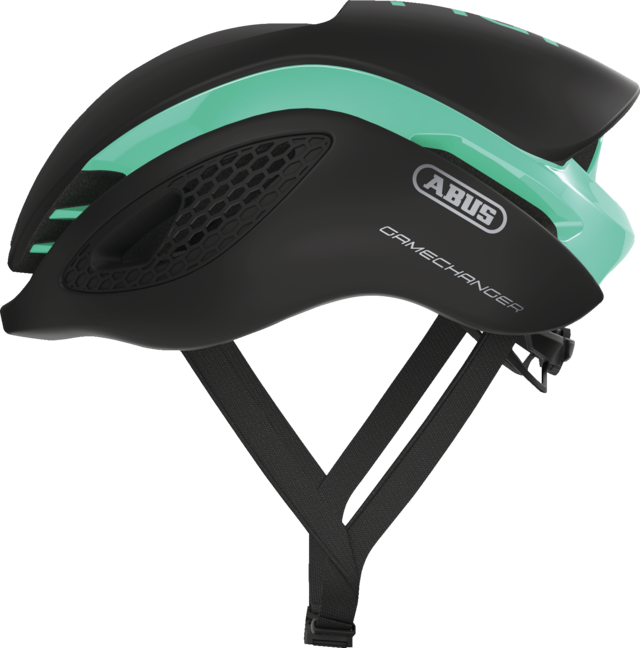 GameChanger celeste green widok z boku