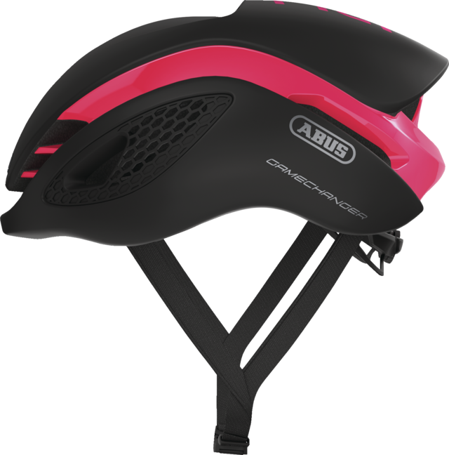 GameChanger fuchsia pink vista laterale