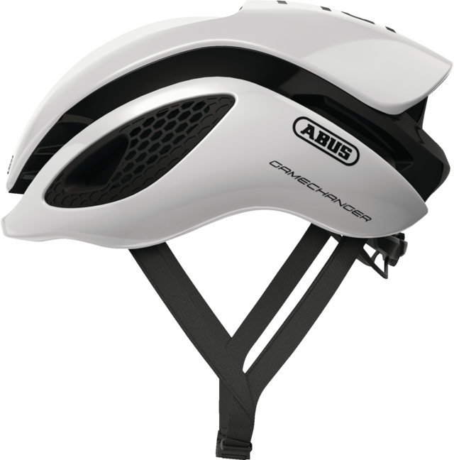 GameChanger polar white side view