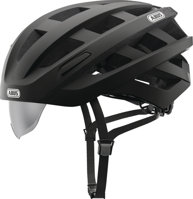 In-Vizz Ascent velvet black side view
