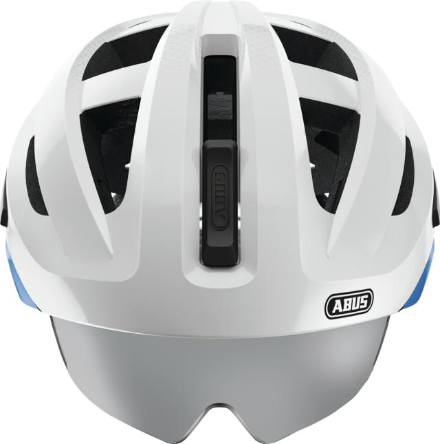 In-Vizz Ascent blue comb front view