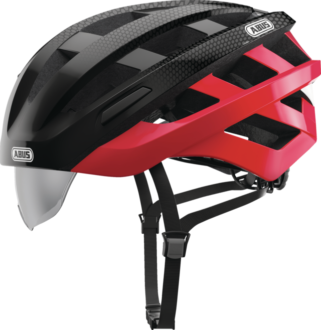 In-Vizz Ascent red comb L