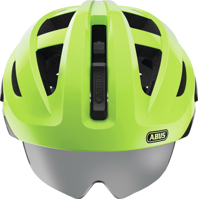 In-Vizz Ascent green comb front view