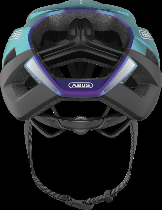 StormChaser flipflop purple widok z tyłu