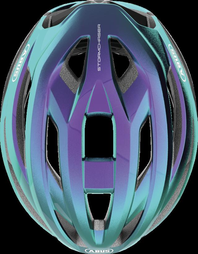 StormChaser flipflop purple utsikt ovanifrån