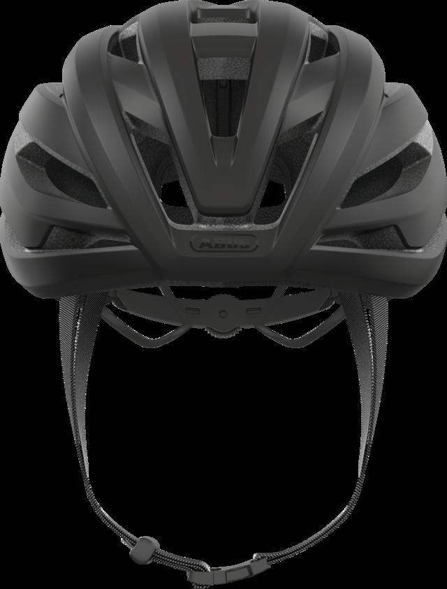 StormChaser velvet black front view