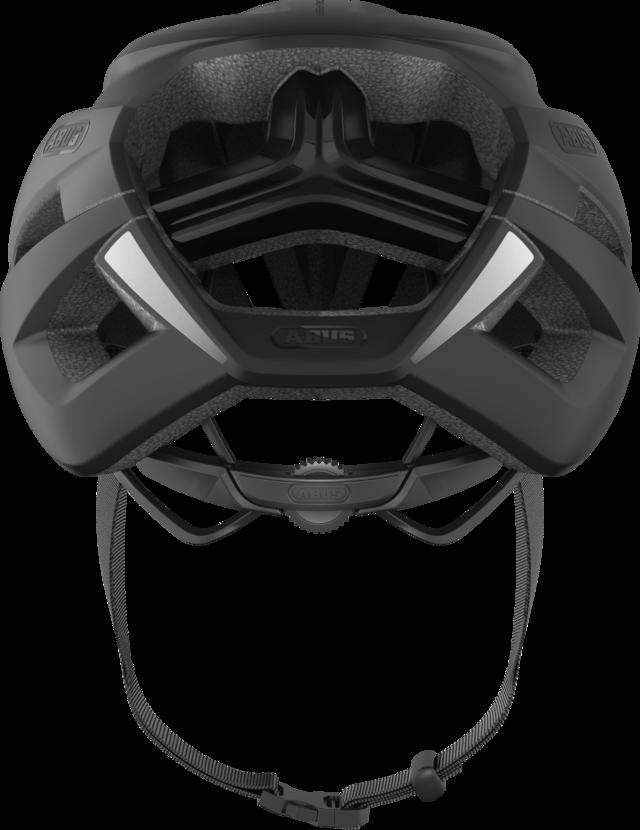StormChaser velvet black vue arrière