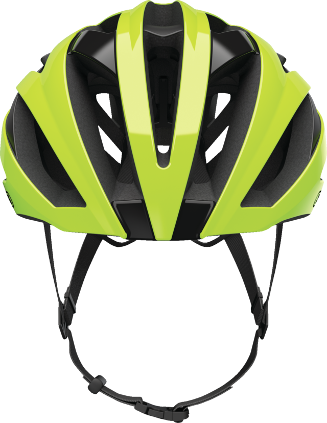 Tec-Tical 2.1 neon yellow front view