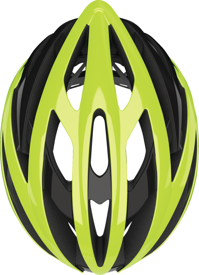 Tec-Tical 2.1 neon yellow top view