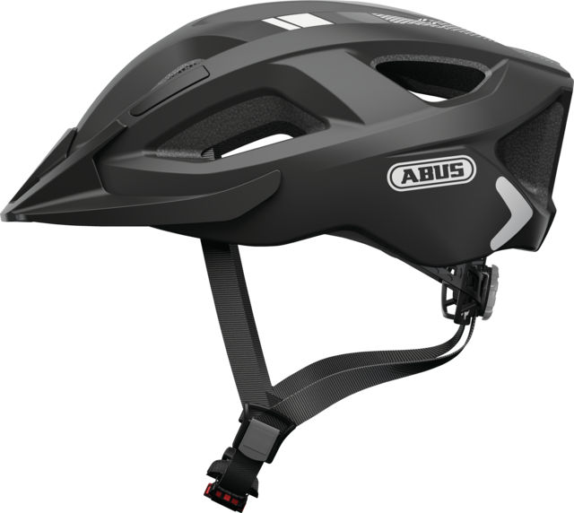 Aduro 2.0 race black widok z boku
