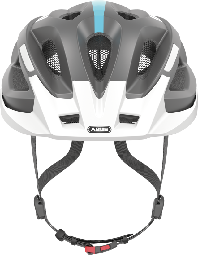 Aduro 2.0 race grey front view