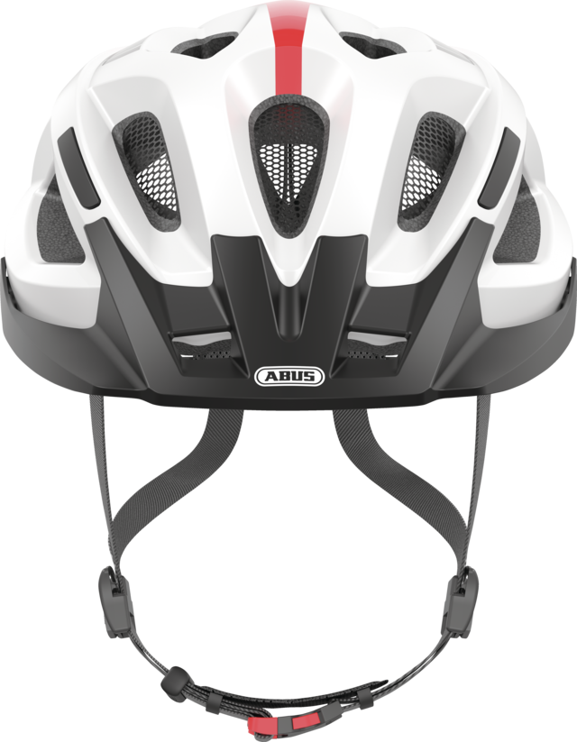 Aduro 2.0 race white front view