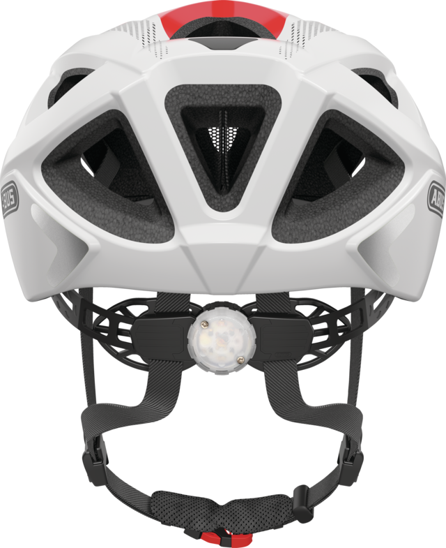 Aduro 2.0 race white back view