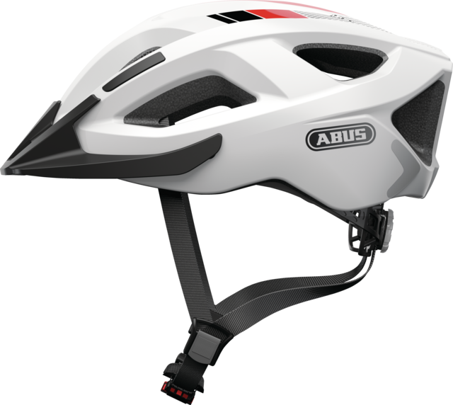 Aduro 2.0 race white M