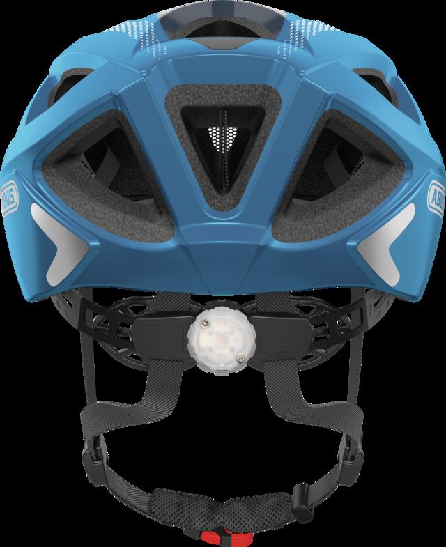 Aduro 2.0 steel blue achteraanzicht