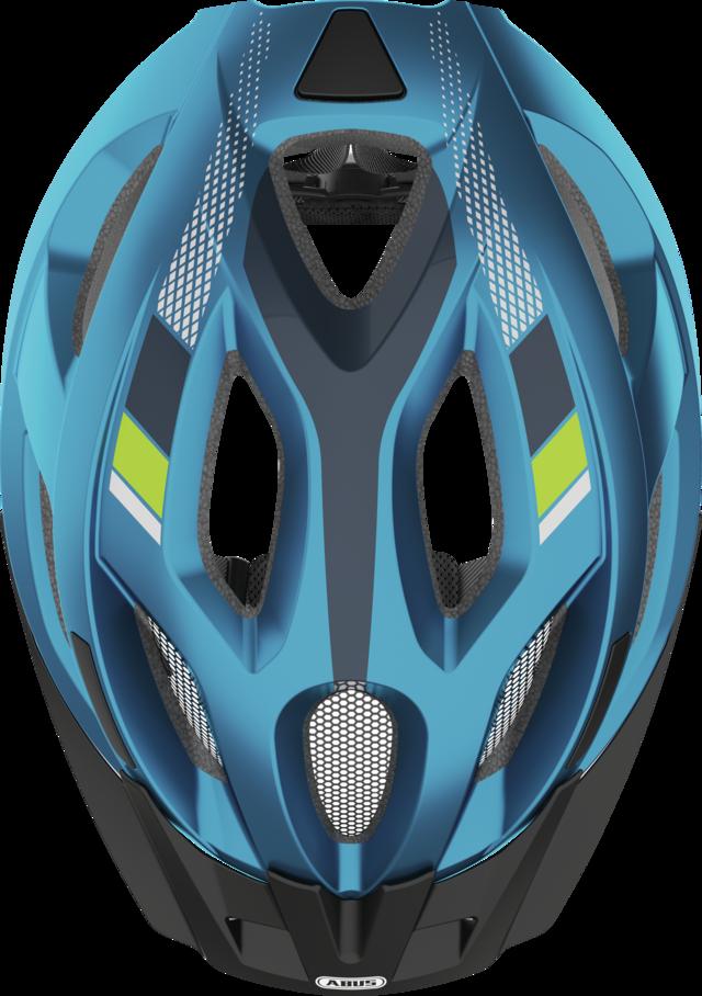Aduro 2.0 steel blue bovenaanzicht