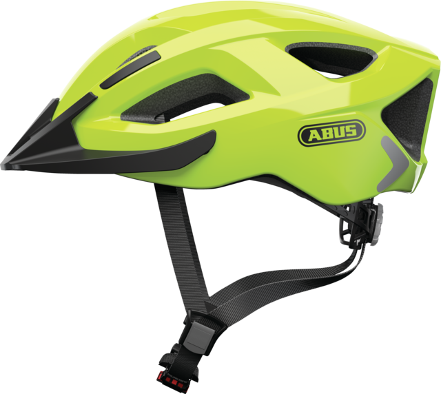 Aduro 2.0 neon yellow side view